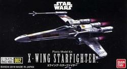 Bandai Vehicle Model 002: X-Wing Starfighter™