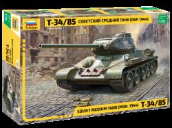 Soviet Medium Tank T-34/85