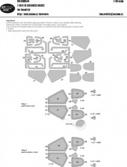 B-1B ADVANCED MASKS