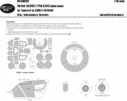 Do335B-2 Pfeil BASIC kabuki masks