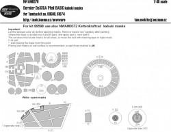 Dornier Do 335A Pfeil BASIC kabuki masks