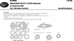 Messerschmitt Me 262 A-1a BASIC kabuki masks