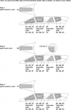 Mig-31 BM/BSM ADVANCED MASKS