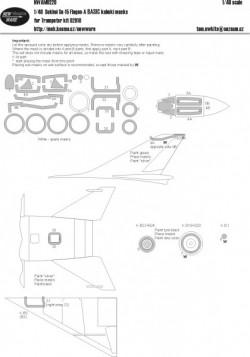Su-15 Flagon-A BASIC kabuki masks