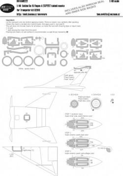 Su-15 Flagon-A EXPERT kabuki masks