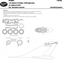 Su-15 TM Flagon-F BASIC kabuki masks
