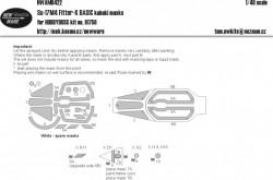 Su-17M4 Fitter-K BASIC kabuki masks
