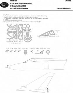 Su-24M Fencer-D BASIC kabuki masks