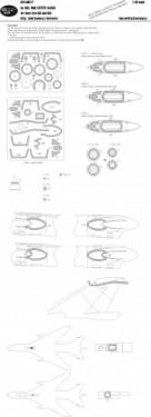 Suchoj Su-7 BKL / BMK EXPERT kabuki masks