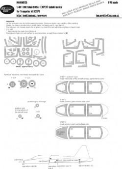 T-38C Talon NASA EXPERT kabuki masks