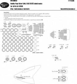 Handley Page Victor B.Mk.2 (BS) BASIC kabuki masks