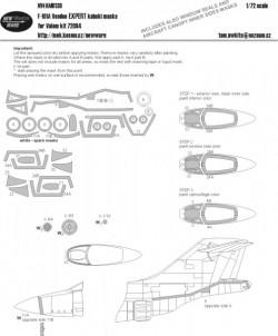 F-101A Voodoo EXPERT kabuki masks