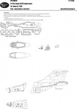RF-101A Voodoo BASIC kabuki masks