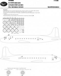 DC-4 BASIC kabuki masks