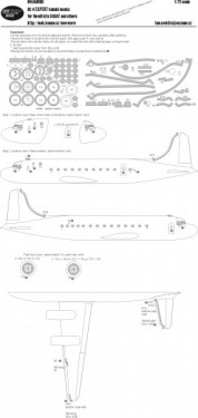 DC-4 EXPERT kabuki masks