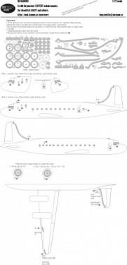 C-54D Skymaster EXPERT kabuki masks