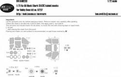 Ka-50 Black Shark BASIC kabuki masks