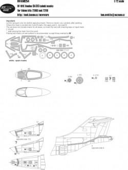 RF-101C Voodoo BASIC kabuki masks