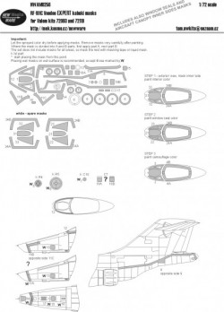 RF-101C Voodoo EXPERT kabuki masks