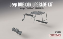 Jeep Rubicon Upgrade Kit (Resin) 1/24