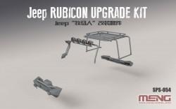 Jeep Rubicon Upgrade Kit (Resin) 1/24