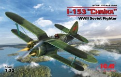 I-153,WWII Soviet Fighter(100% new molds)