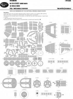 He 111H-6 BASIC kabuki masks