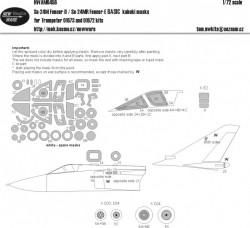 Su-24M Fencer D / Su-24MR Fencer E BASIC kabuki masks