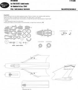 Su-17M3 BASIC kabuki masks