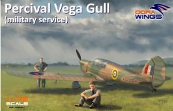 Percival Vega Gull (military service)