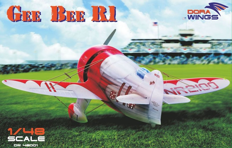 Gee Bee Super Sportster R-1