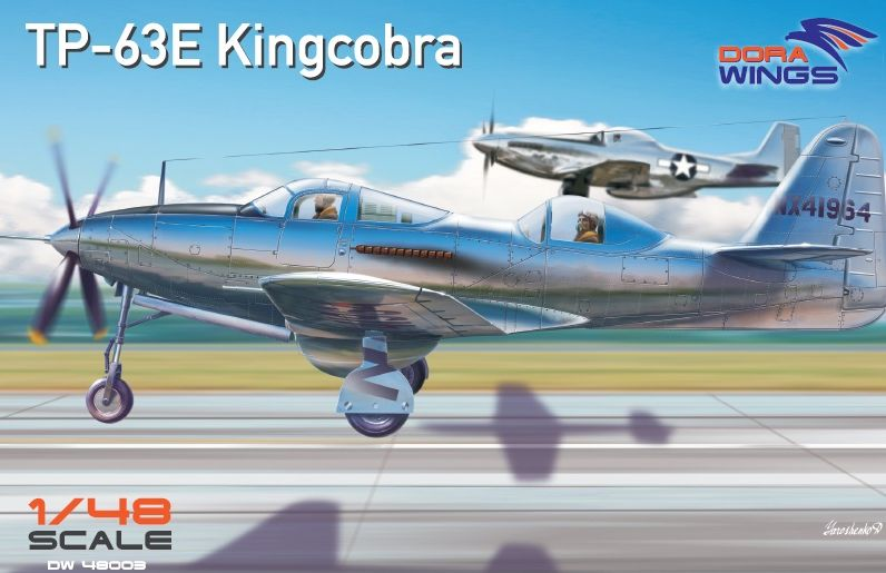 Bell TP-63E Kingcobra (Two seat)