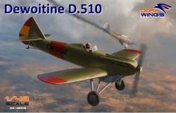 Dewoitine D.510 Spanish civil war (+bonus Japan, NIJ)