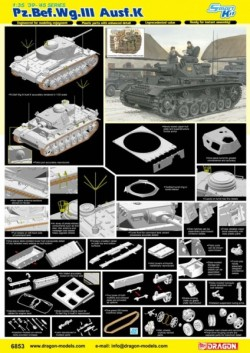 Pz.Bef.Wg.III Ausf.K (Smart Kit)