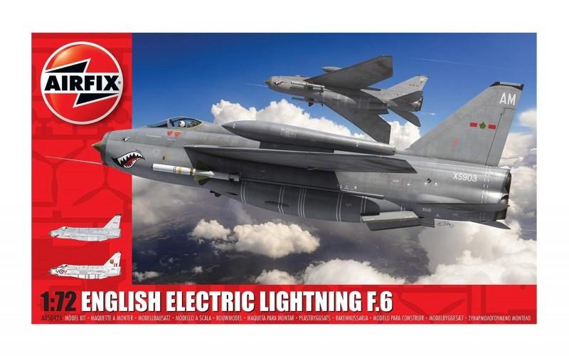 English Electric Lightning F6