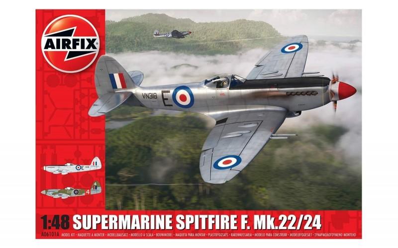 Supermarine Spitfire F.Mk22/24