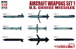 Aircraft weapons set1 U.S.cruise missiles
