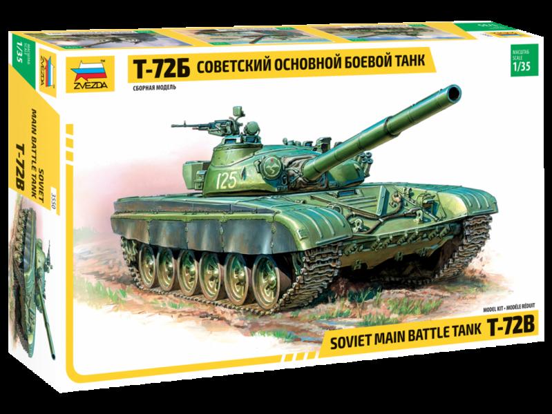 T-72B Soviet MBT (re-release)