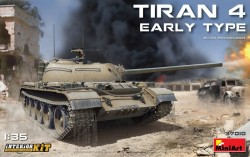Tiran 4 Early Type. Interior Kit