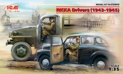 RKKA Drivers(1943-1945)(2 Figures)
