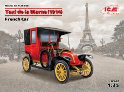 Taxi de la Marne(1914),French Car