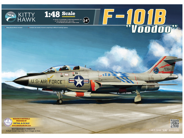 F101B Vodoo