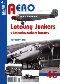 Aero 45 - letouny Junkers v československém letectvu
