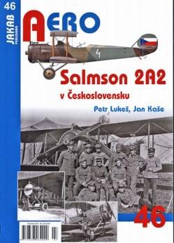 Aero 46 - Salmson 2A2 v Československu