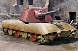 E-100 Heavy Tank -Krupp Turret