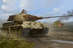 Pz.Kpfw.VI Sd.Kfz.181 Tiger II (Henschel)
