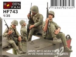 ARVN M113 Crew(2) -2 Figures