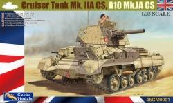 Cruiser Tank Mk. IICS, A10CS Mk.IA