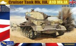 Cruiser Tank Mk. II, A10 Mk.IA