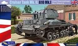 Kreuzer Panzerkampfwagen Mk. II, 742(e), (A-10)